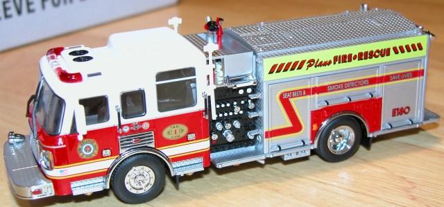 Code 3's version of Plano E180