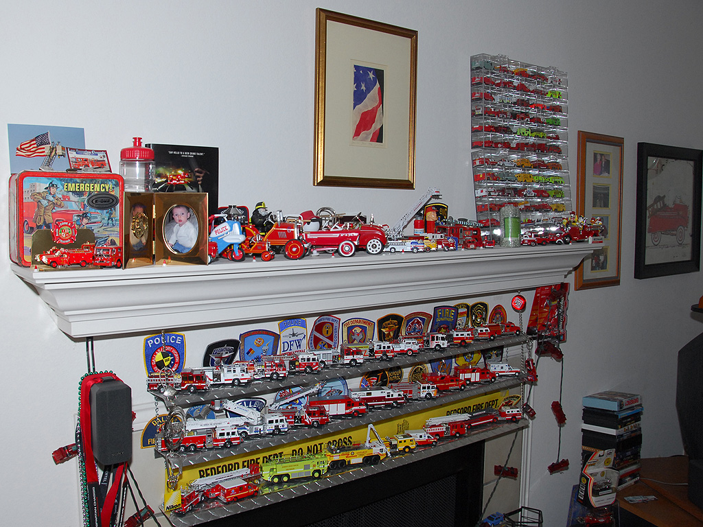 Code 3 Diecast Fire Trucks