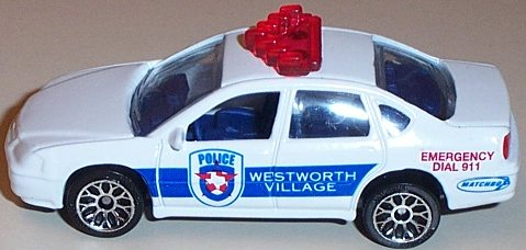 Westworth Village Police Car