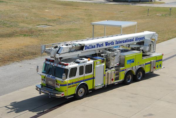 Fire Department Tours