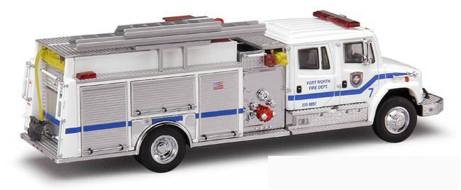 Code 3's Fort Worth Engine 7 - Coming Soon!