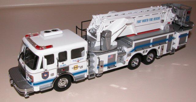 Code 3's Truck 8