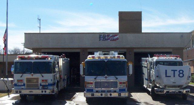 Fort Worth Fire Dept. Station 8