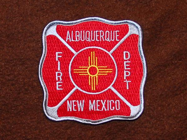 Albuquerque police department patches pictures
