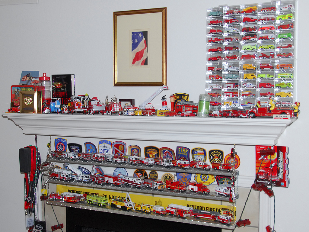 New Cars Com >> Ben Saladino's Die Cast Fire Truck Collection